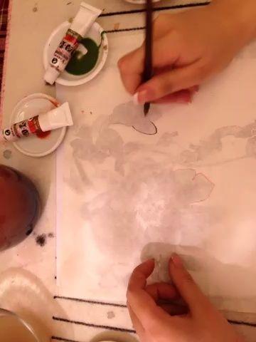 ❻I Usando el papel en lugar de seda que le muestre el proceso (la habilidad es lo mismo), porque la seda es transparente (me parece que no es distinta, pero muy vaga, cuando toco por primera vez)