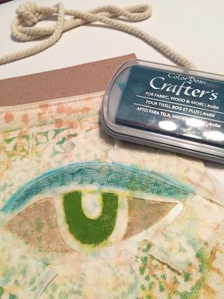 utilizar Jungle Tinta para rellenar iris, Desierto de arena para
