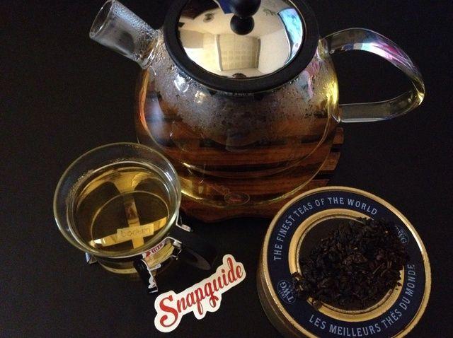 Cómo utilizar las hojas de té Completamente (No Residuos garantizado) Receta
