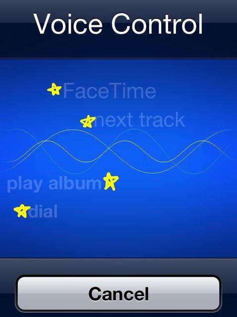 Cómo utilizar el Control de voz en un iPhone 4!