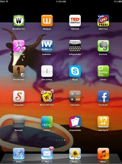 Fotografía - Cómo utilizar su iPad en la clase