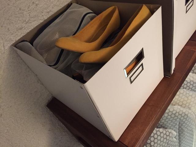 ... Por ejemplo: Más zapatos !!!