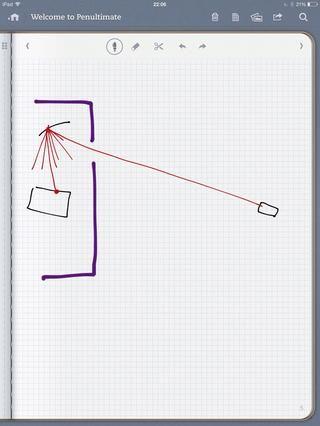 La idea es sencilla: La señal refleja y se redirige al dispositivo receptor. La forma redondeada del servilletero ayuda para difundir la señal, por lo que esto va a funcionar desde varios lugares en su sofá