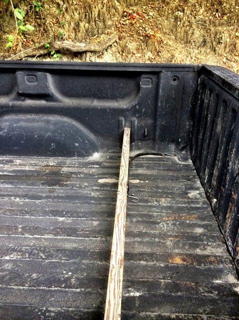 Cómo utilizar las funciones ocultas en un camión: Divisor Cama