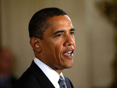 El presidente Barack Obama