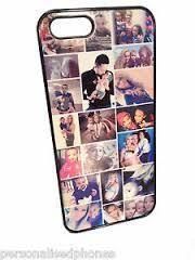 caja del teléfono del collage pic