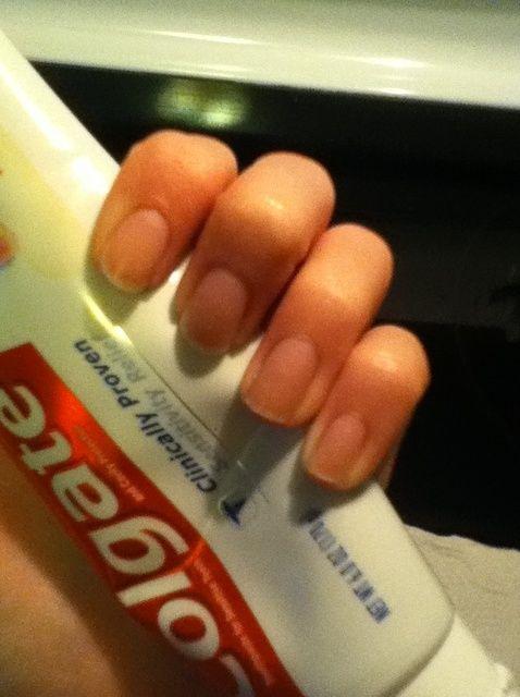 Fotografía - Cómo blanquear y fortalecer las uñas