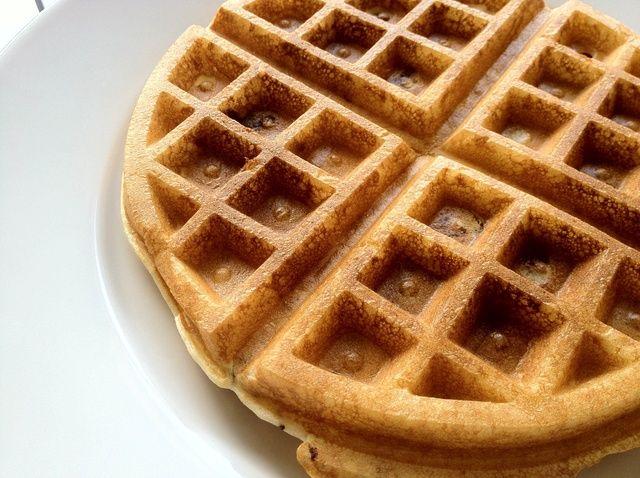 Fotografía - Cómo ganar Corazones Con Tocino Waffles