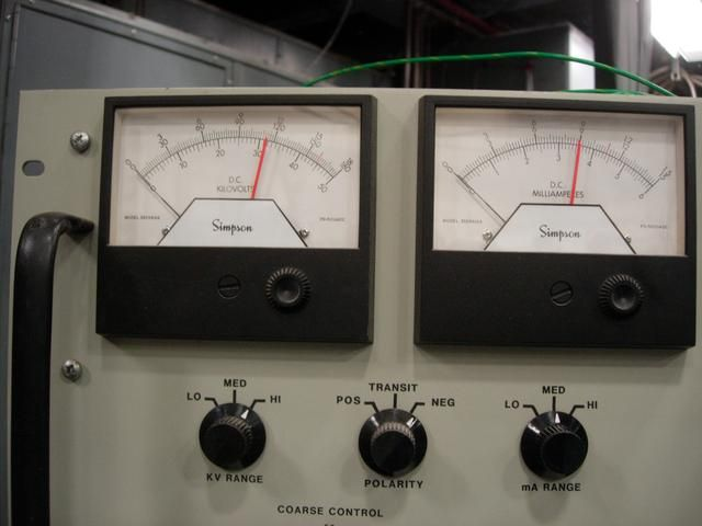 Aumentar la alta tensión a un máximo de 110 kV