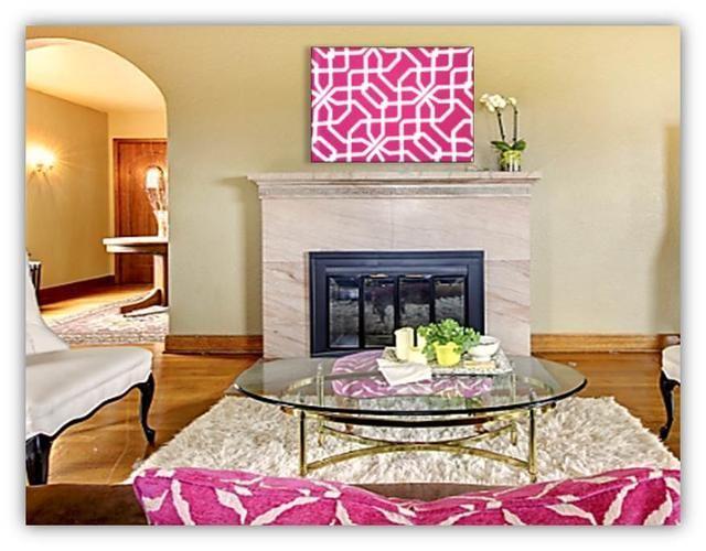 Mostrar su Wrap Marco en cualquier habitación de tu casa u oficina. Elimina fácilmente para un almacenamiento conveniente. Cambie su estilo, en cualquier momento. Ver la galería de 150 en la habitación diseña en frame-wraps.com