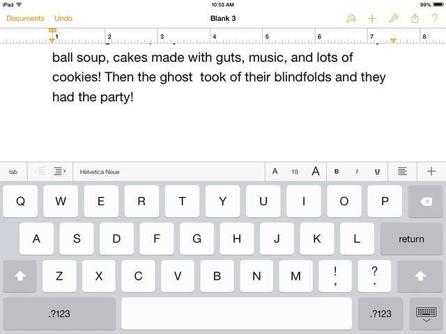 7. Escribe otro proyecto con correcciones hechas.