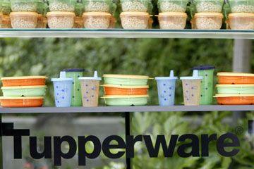 Fotografía - Cómo funciona tupperware