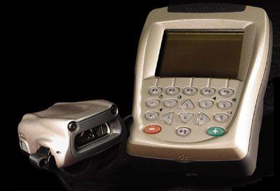 UPS escáner inalámbrico y terminales