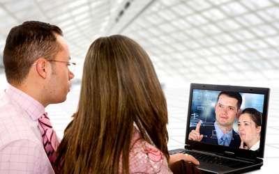Cómo funciona Videoconferencia Seguridad