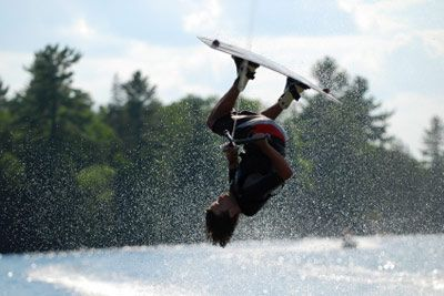 flip wakeboard