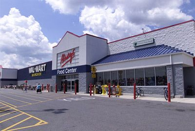 Cómo Wal-Mart Obras