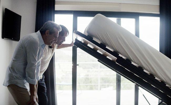 Fotografía - En un cine de Nueva Short, BoConcept roba el espectáculo