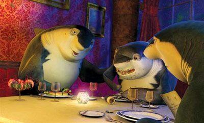 Adentro de'Shark Tale'