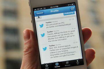 Fotografía - Es de mala educación hablar de alguien en un Twitter hashtag volátil?