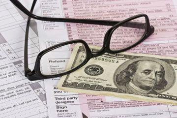 Fotografía - Está recibiendo un reembolso de impuestos cada año suena financieramente?