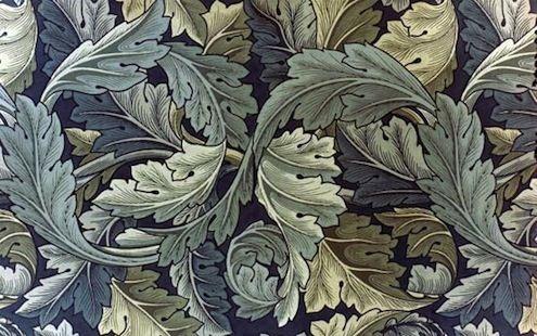 Fotografía - Está todo en las hojas de acanto Detalles-