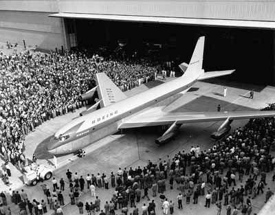 Fotografía - Jets y línea de tiempo de vuelo del cohete