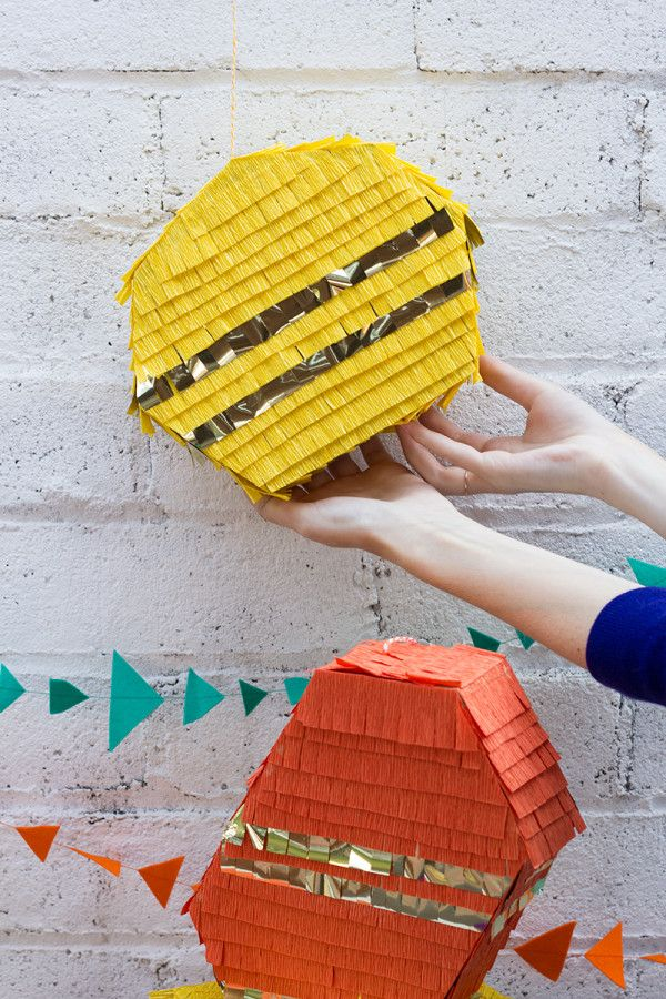 Geométrico DIY Piñata