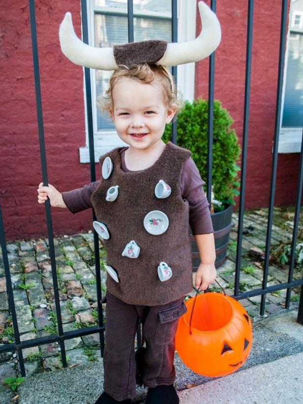 Fotografía - Niños traje de halloween: elefante en una cacharrería