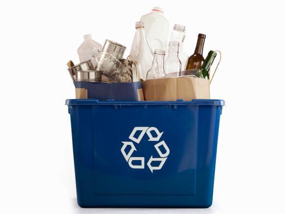 Fotografía - Soluciones de almacenamiento de cocina para el reciclaje