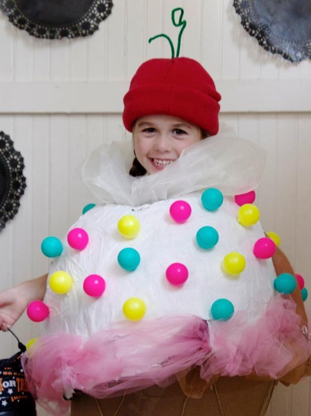 Fotografía - Hacer un cono de helado de vestuario