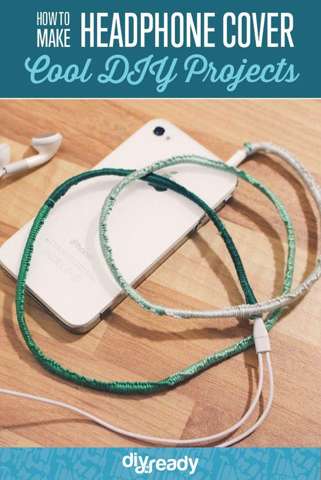 Fotografía - Hacer buen Auriculares Mejor con esta cubierta de auriculares de bricolaje
