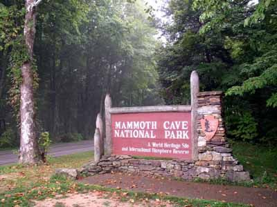 Fotografía - Cueva del Mamut Parque Nacional