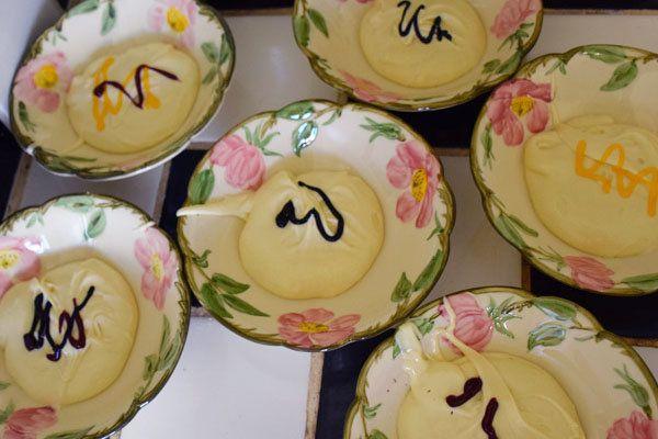 Oficios del tarro de albañil | Hecho en casa Pastel Rainbow | Receta