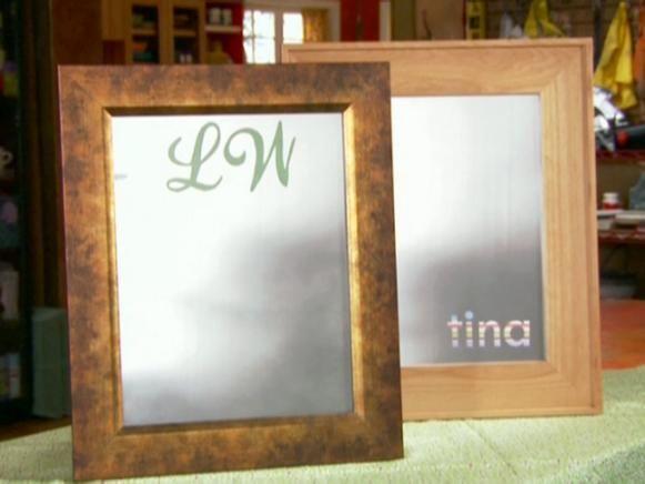 Fotografía - Monograma espejo espejo
