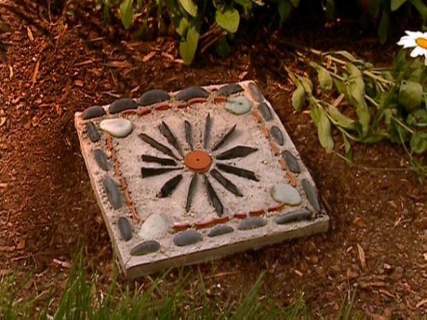 Fotografía - Jardín Mosaico trampolín