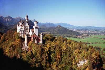 Fotografía - Castillo de Neuschwanstein