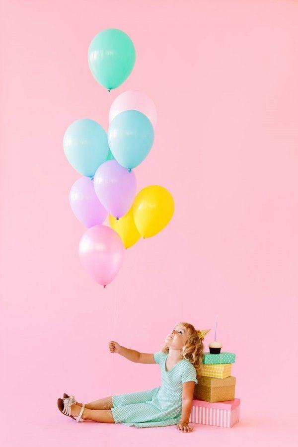 DIY Birthday Girl Costume