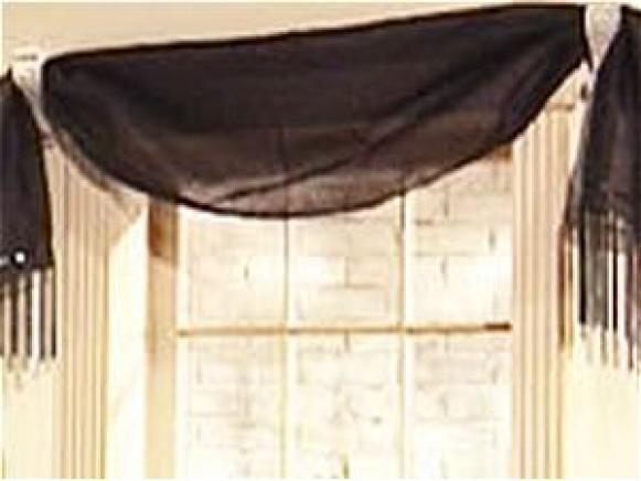 Fotografía - No-coser cortinas