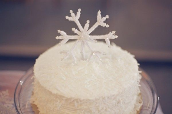 copo de nieve-cake-topper