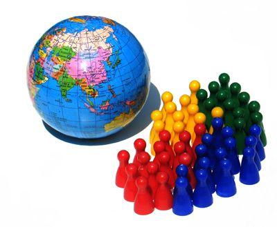 Fotografía - 12 de octubre 1999: la población mundial golpea 6000000000