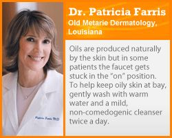 la piel, la piel, los aceites de piel grasa