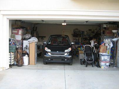Fotografía - Organice su garage para mantener su cordura
