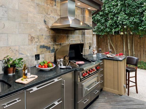 Fotografía - Tendencias de la cocina al aire libre