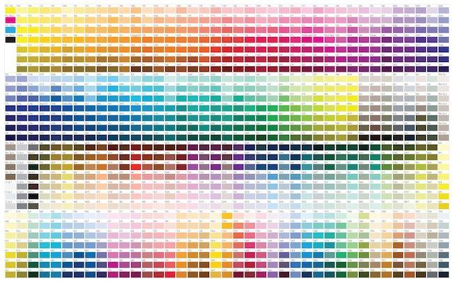 Fotografía - Pantone: El siglo 20 en color
