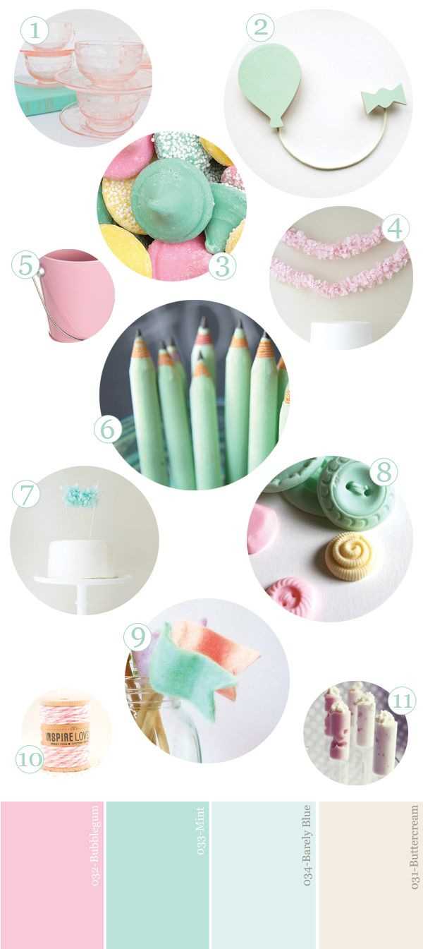 rosa-menta-pastel-party-baby-shower-alimentación-guía
