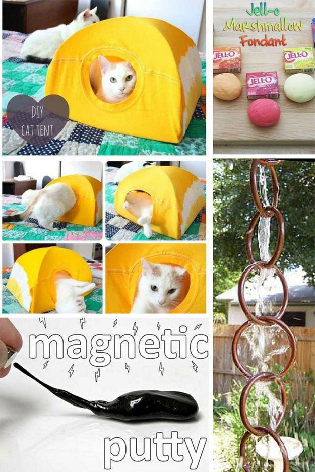 Tutoriales de bricolaje y de ideas del arte y la vida Hacks | Diversión Websites DIY DIY por Ready At http://artesaniasdebricolaje.ru/pinterest-diy-profiles-to-start-following