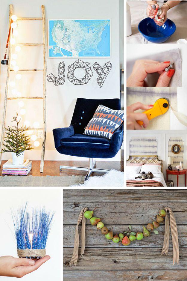 Proyectos de bricolaje, Tutoriales y Decoración para habitaciones Ideas | Mejores sitios web de bricolaje de bricolaje Listo en http://artesaniasdebricolaje.ru/pinterest-diy-profiles-to-start-following