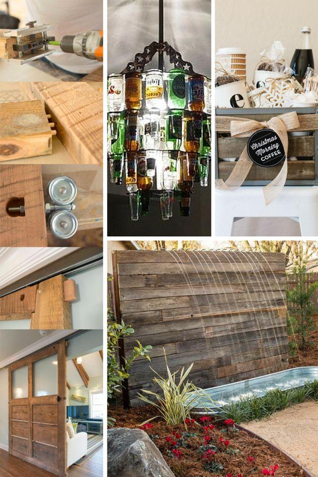 Hacks DIY, tutoriales y Proyectos | Mejores sitios web de bricolaje de bricolaje Listo en http://artesaniasdebricolaje.ru/pinterest-diy-profiles-to-start-following