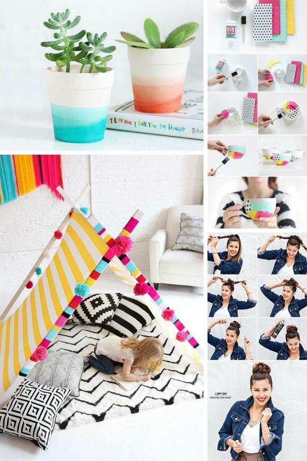 DIY Proyectos y Vida Hacks | Diversión Websites DIY DIY por Ready At http://artesaniasdebricolaje.ru/pinterest-diy-profiles-to-start-following