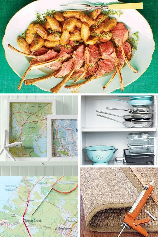 Tutoriales DIY para decoración, recetas, y Hacks | Mejores sitios web de bricolaje de bricolaje Listo en http://artesaniasdebricolaje.ru/pinterest-diy-profiles-to-start-following